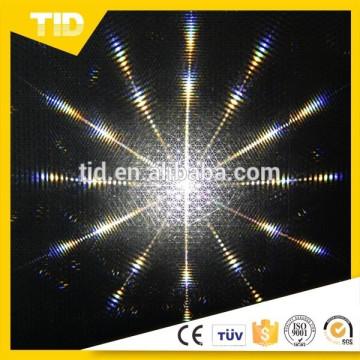 NEW arrivel plastic sheet led lighting lamp party LED Rotating Lamp Bulb ambient light lamp led