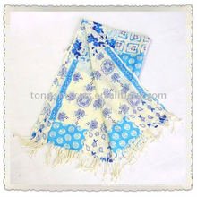 Wool pashmina scarf/Pure Wool Scarf