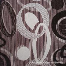 Jacquard-Schnee-Garn färbte Polyester-Chenille-Gewebe für Hauptgewebe
