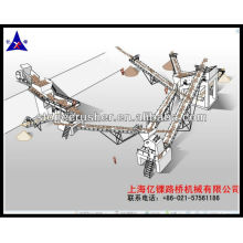 Stein Produktionslinie, Stein Zerkleinerungsanlage, Stein Zerkleinerungsanlage
