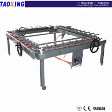 Китай завод дизайн и сделал более низкой цене высокой точностиTX- LW1212 сетки растяжения машины