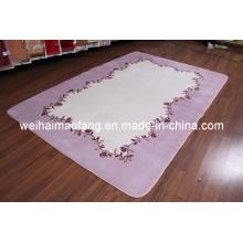 Luxury Shaggy Acrylic Carpet (NMQ-CPT008)