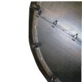 Pertrochemisches Stützgitter aus rostfreiem Stahl