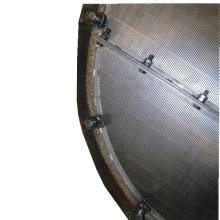 Pertrochemisches Stützgitter aus Edelstahl