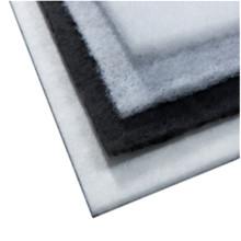 Tissu filtrant industriel non tissé