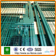 Puerta de acero galvanizada directo de la cerca del precio de fábrica de la fábrica