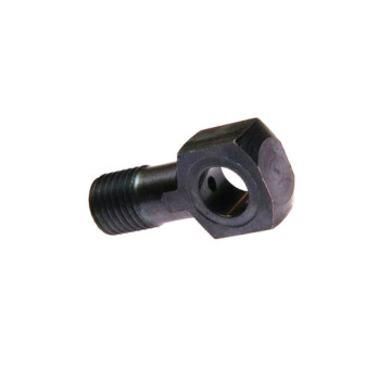Fasteners Zinc Black Plated Cheese Head Bolts