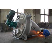 Misturador cônico de duplo parafuso de série DSH 2017, misturador de eixo duplo SS, horizontal máquina de misturador de pó seco