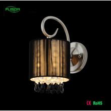 Qualitäts-europäische Art-Tuch-Lese-Wand-Lampe / Wand-Licht