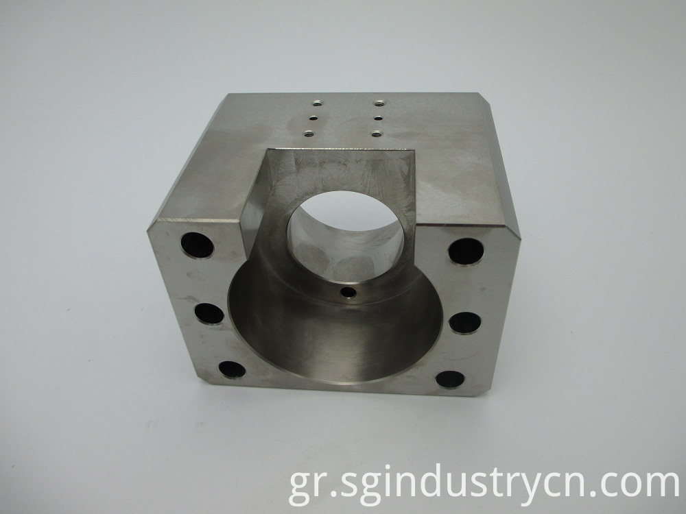 Cnc Machining Mechanical Clock Parts