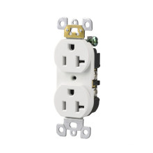 20A 125V UL498 Standard Wall Power Outlet