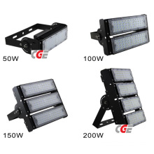 Éclairage de tunnel d'aluminium haloïde 150W LED de haute qualité de Bridgelux