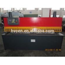 Cizalla guillotina de acero inoxidable qc11y-6x3200