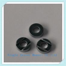 Zinc/Nickel Plating Permanent Neodymium Ring Magnet