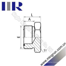 Bouchon hydraulique mâle O-Ring Orfs (4F)