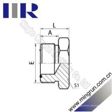 Plugue Hidráulico O-Ring Masculino Orfs Plug (4F)
