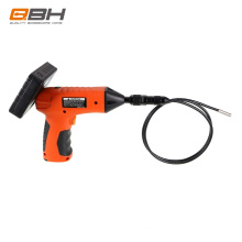 20 meter borescope inspection camera, 2.4Hz wireless video industrial endoscope pipe inspection camera