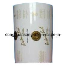 Laminated Tea Embalagem Filme / Plastic Tea Roll Filme / Chá Filme