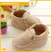 China-Hersteller in ningbo 2015 Großhandel Qualitätswinter warme Kinder Babyschuhe