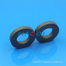 Aimants haut-parleurs en céramique à anneaux 60X32X10mm