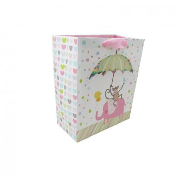 UMBRELLA PAPER GIFTBAG -0