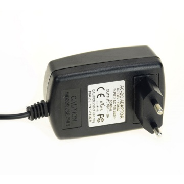 Adaptador de corriente de pared de 16V 2A 5.5 * 2.5mm
