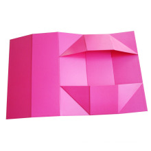 Collapsible Box for Easy Folding in Shipment
