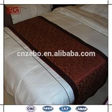 Hotel bed scarf, bed runner,bed linen set