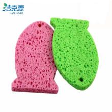 Cellulose Sponge of Fish Shape