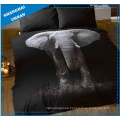 African Animals 3D Printed Duvet Cover Bedsheet Set