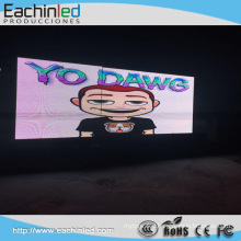 P6 outdoor full color led display wall outdoor advertising led display screen