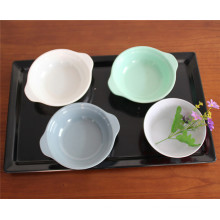 Utensílios de mesa da bandeja da bacia da melamina (CP-016)