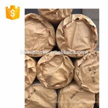 Rouleau de sacs en plastique de tissu tissé de pp