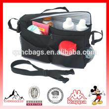 Горячая распродажа Многофункциональный детские сумки для мамы ребенка организаторы коляски