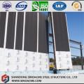 Treliça de tubulação para telhado de oficina de aço pesado