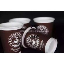 Одноразовые бумажные стаканчики для кофе в высоком качестве