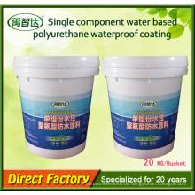 Gute Qualität Elastomer Einkomponenten Polyurea Wasserdicht Material Spray