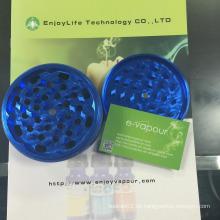Neue Ankunfts-Enjoylife Marken-haltbare scharfe CNC-Zähne Großhandels-kundenspezifische Kraut-Schleifer-Metall-Rauch-Schleifer