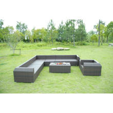 Garden Rattan Special Design Various Types Of Sturdy Sofa