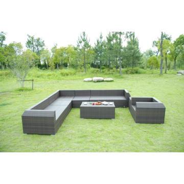 Garden Rattan Special Design Various Types Of Sturdy Sofa