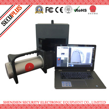 Portable Security Detector SPX3025P X-ray Inspection System Scanner