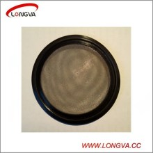 FDA Certification Tri-Clove Gasket with Filter Screen