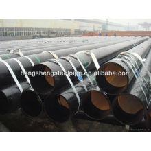 Tubo de acero de carbono ERW