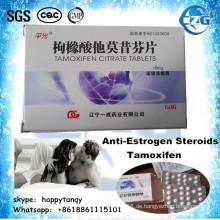 Tamoxifen Citrat Anti-Östrogen Steroide Power & Pillen Nolvadex