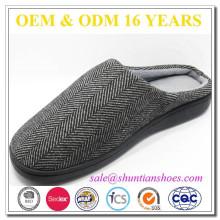 Herringbone chaussures supérieures mens chaussure en mousse en mousse