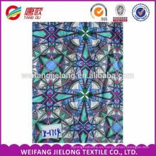 2017 custom digital print rayon fabric made in china factory