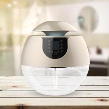 Бытовые светодиодные освещенные с Bluetooth очиститель воздуха воды для дома