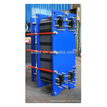 Replace Alfa laval M15 plate heat exchanger