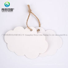 Special Shape 1 High Quality Paper Printing Hang Tag