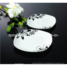 Set de cena de porcelana 12PCS